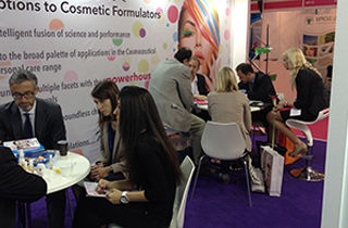 In Cosmetics Event, 2015